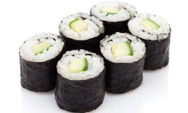 סושי צמחוני