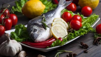 דג דניס בתנור