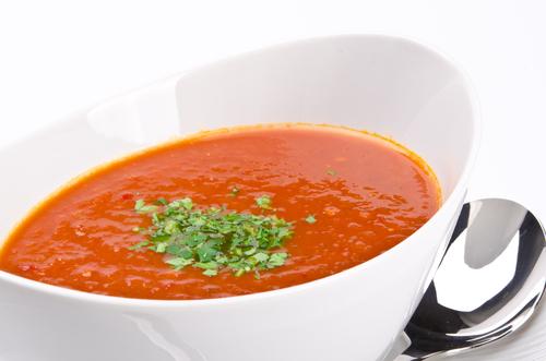 מרק עגבניות ליום חורפי