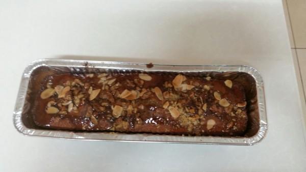 עוגת מייפל פשוטה וטעימה